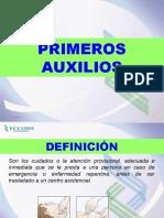 8. PRIMEROS AUXILIOS