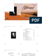 Hummel - Piano Works