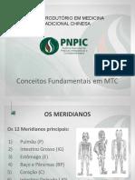 Conceitos fundamentais em MTC