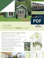 Hampshire Log Cabins Brochure