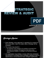 Strategic Review & Audit03