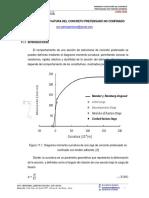 M11. MOMENTO-CURVATURA DEL CONCRETO NO CONFINADO CON TENDÓN ADHERIDO