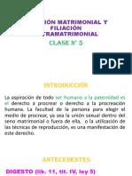 DIAPOSITIVAS DE  CLASE 5