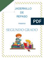 2° CUADERNILLO DE REPASO