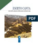 Il deserto canta spartiti .pdf