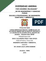 OBSERVACION TRES DE PERFIL SETIEMBRE