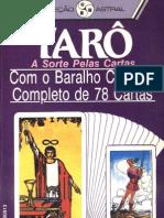 Arthur Edward Waite - Tarot a Sorte Pelas Cartas