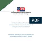 Estrategia de aproyo psicoafectivo ante el Covid 19 . Orientaciones Generales Apoyo Psicoafectivo.pdf