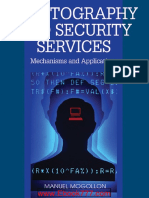 Cryptography And Security Services_ Mechanisms and Applications