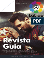 Revista Guia La Liga