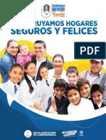 CARTILLA HOGARES SEGUROS Y FELICES SECRETARIA DE EDUCACION DE CUNDINAMARCA