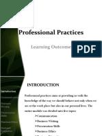 Professional Practices