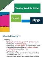 Ch.8-Planning work activities-1