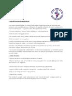 Protocolo de trabajo para socios