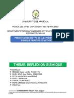 PRESENTATION TPE SISMIQUE GROUPE 4-1