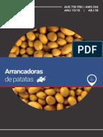 AUSAMA ARRANCADORAS PATATAS