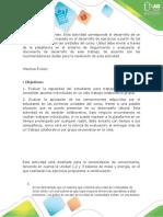 Etapa 7 - Evaluación final por POA