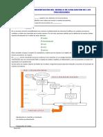 Mod.013 Presentación del modelo de relación con los proveedores