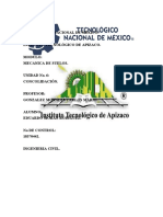 MECANICA DE SUELOS UNIDAD 6