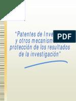 Sup18-PropiedadIntelectual-Aspectos BasicosPatentes
