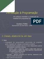 3. Classes Objetos e CIA Em Java-1
