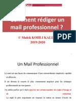 9- Comment rédiger un mail professionnel.pptx