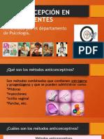 método anticonceptivo (ppt)