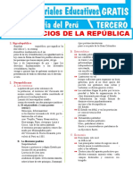 Perú-a-Inicios-de-la-República-para-Tercer-Grado-de-Secundaria