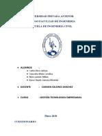 ACTIVIDAD 3-GRUPO 6-GESTION TECNOLOGICA EMPRESARIAL