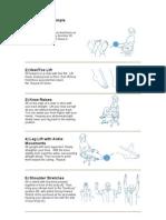 10 Exercitii Simple Pt Artrita