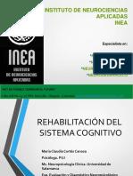 (M7) (DRA. MARIA CLAUDIA CORTES) REHABILITACIÓN DEL SISTEMA COGNITIVO.pdf