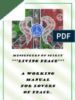 Microsoft Word - Living Peace Manual by El.doc 32p