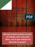 LA EDUCACIÓN FÍSICA  Y SU VINCULACIÓN CON LOS