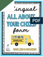 BilingualAllAboutYourChildFormBacktoSchool