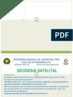 Geodesia saltelital