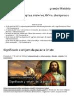 Significado e origem da palavra Cristo - Grande Mistério.pdf