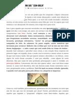 """Um recado do Apocalink aos """" Sem-igreja"""" – Religiao Pura"""