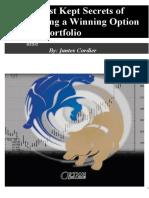 James Cordier - The 7 Best Kept Secrets of Building a Winning Option Selling Portfolio.doc