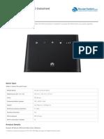 huawei-4g-router-b310-datasheet