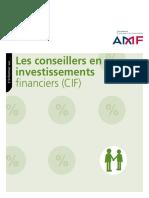 S'informer sur... Les conseillers en investissements financiers (CIF).pdf