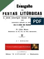 Pe Julio Ma de Lombaerde_O Evangelho das Festas Litúrgicas.pdf