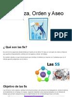 Limpieza, Orden y Aseo.pptx