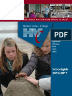 HVC Schoolgids 2010-2011