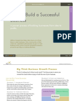 Microsoft Word - Big Think - How to Build a Successful Business.docx