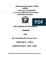 Guia de Practicas Topografia General 1 -  2020 A.docx