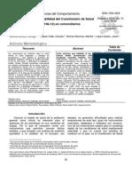 Estructura Factorial Y Fiabilidad Del Cuestionario de GHQ