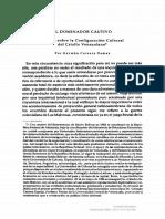 Carrera Damas - 1984 - El dominador cautivo ensayo sobre la configuración cultural del criollo venezolano - Jahrbuch für Geschichte Late.pdf