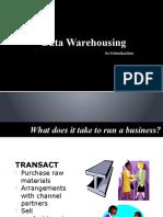 Data Warehousing - Concepts-1