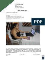 INFORME  LIMITES DE VELICIDAD EN ZONAS RESIDENCIALES