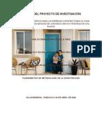 CONSTRUCCIÓN DE CASAS 3D